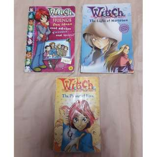 :) selective WITCH books