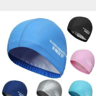 Swimming cap easy comfy high quality