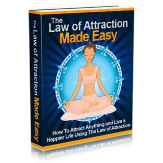 The Law Of Attraction Made Easy: Success is Always with You!
