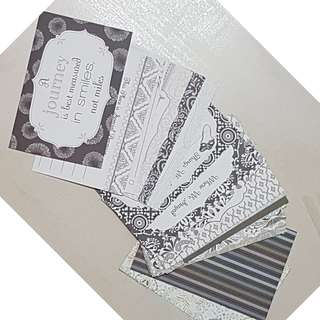 Beautiful Note Cards with Creative Designs!