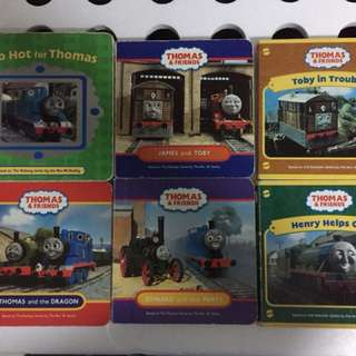 Thomas and Friends books.