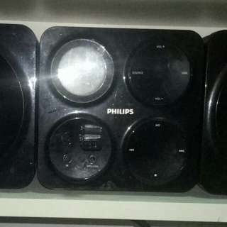 Phillips audio systems