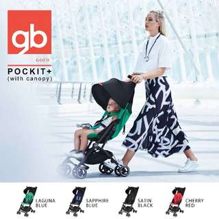 POCKIT PLUS WITH CANOPY (NEW VERSION)