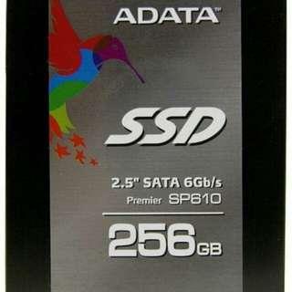 Adata 256gb SSD