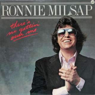 Ronnie Milsap, Vinyl LP, used, 12-inch original pressing