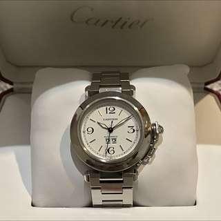 Cartier Pasha Big Date Ref: 2475