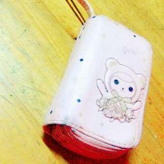 Wallet Kawaii Pink