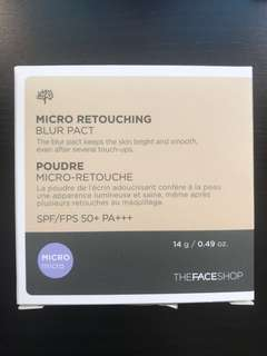 Micro Retouch Blur Pact Refill