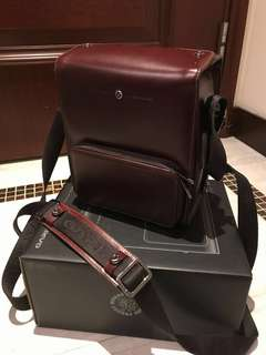 Gariz 真皮相機袋 Leather Camera Bag for Micro 4/3 Mirrorless