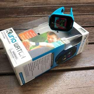 Kurio Smartwatch (blue) for kids