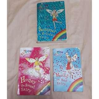 :) selective RAINBOW MAGIC books