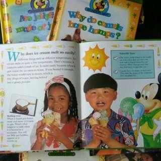 Disney's 'Mickey Wonders Why' series