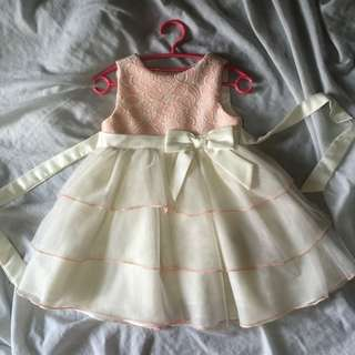 Pink Dress for Toddlers