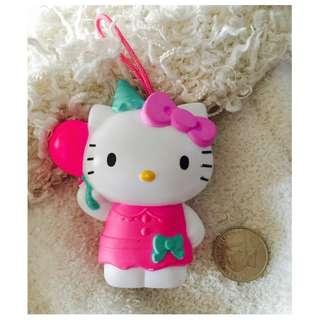 Hello Kitty With Baloon
