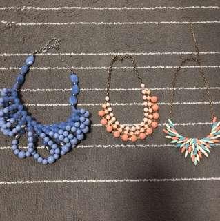 PreLoved Necklaces