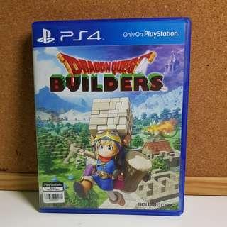 PS4 Dragon Quest Builders