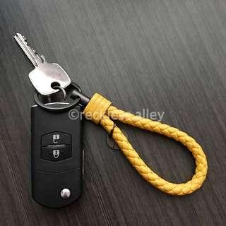 🍀BN Braided Keychain