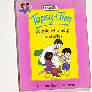 Ladybird Topsy & Tim : People who help us stories