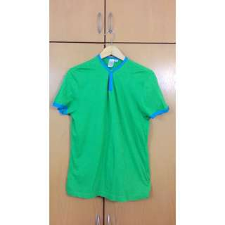 Topman Casual Green T-Shirt