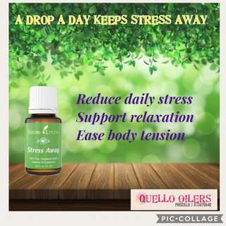 Young Living Stress Away EO