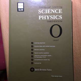O Level Science Physics Guide