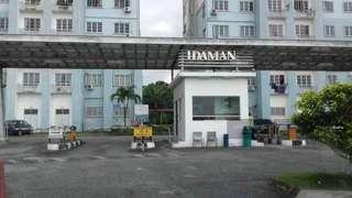Idaman Senibong Apartment @Permas Jaya