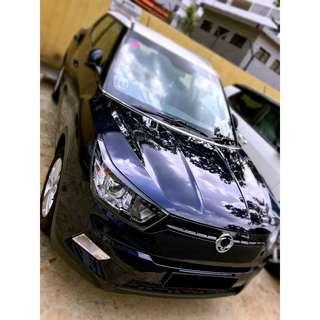 Ssangyong Brand New Tivoli 1.6 Diesel Auto