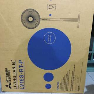 Mitsubishi electric fan 16""