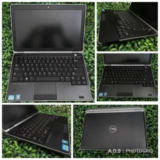 Dell Latitude e6230 gen 3 core i5 ram 8gb ssd 128gb super murah