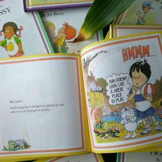 Children books on Values