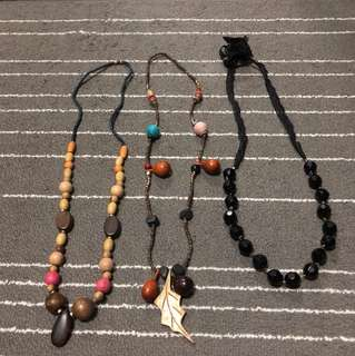 Ethnic and Gatsby Necklace