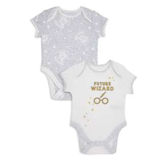 PRIMARK 2 PIECES OF HARRY POTTER BABY BODYSUIT