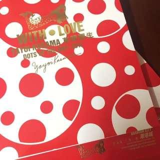 草間彌生 x 海港城2011 月曆