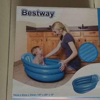 Bestway baby bath tub