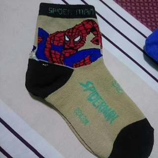 BN Spiderman Baby Sock