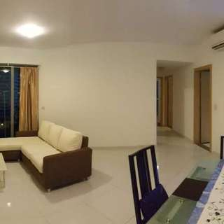 3 BR condo unit for rent in Yishun (Eight Courtyards)