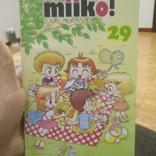 Komik Hai, Mikko Volume 29