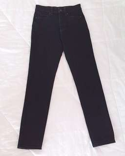Uniqlo High Waist Skinny Jeans