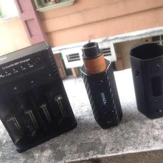 Wismec RX200 Vape Set