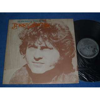 Terry Jacks Seasons In The Sun Vinyl LP Record Piring Hitam