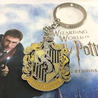 🚚 小熊世界~日本大阪環球影城哈利波特鑰匙圈 學院鑰匙圈 全新現貨Harry Potter
