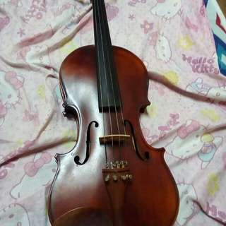 secondhand violin