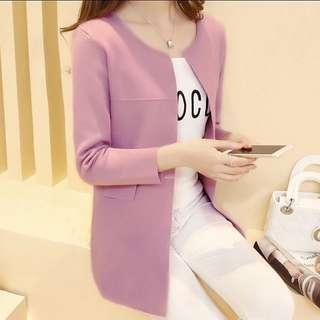 <P.O> Korean Ulzzang Stylish Coat Cardigan Outerwear