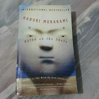 Kafka On Th Shore Haruki Murakami