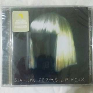 [Music Empire] Sia - 100 Forms Of Fear CD Album