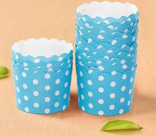 50pcs Cupcake Wrappers