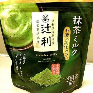 京都宇治辻利抹茶粉 TSUJIRI。。。。。。季節限定雙倍濃厚版>  現貨/預購中!!!