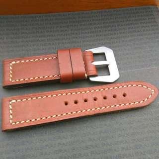 BN! 24mm Giovanni e Figlio Officine leather strap