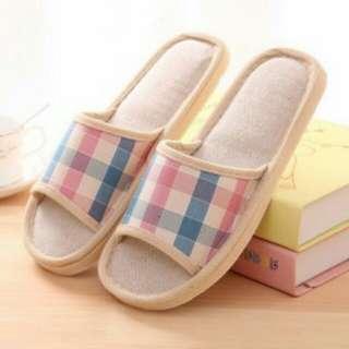 Sandal Selop Indoor Size 39-40 - Pink