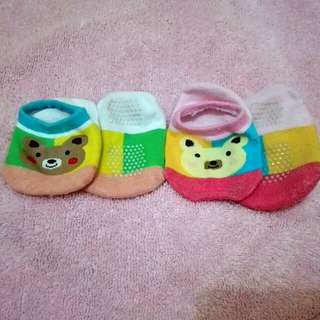 Take all baby foot socks